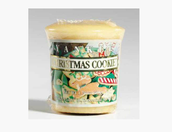 Yankee Candle votivljus - Christmas cookie